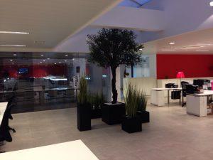 xerox, welcome center, welkom bij XsolveIT, bedrijf, kantoor