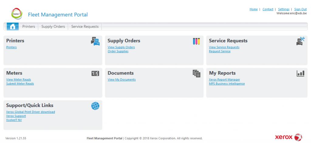 Fleet Management Portal