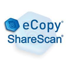 eCopy Sharescan logo