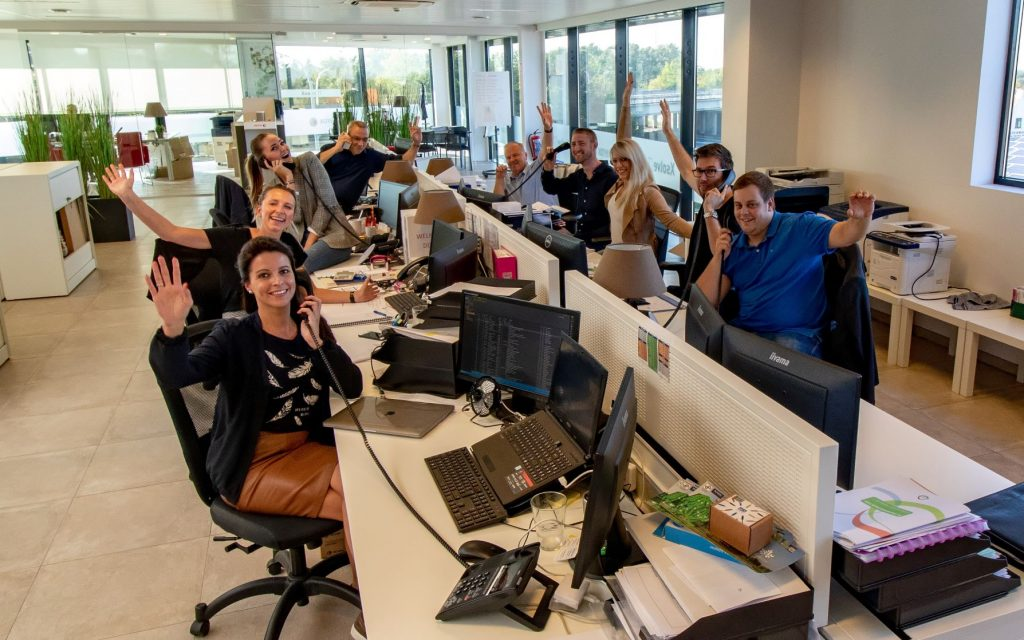 XsolveIT Welkomdesk Team